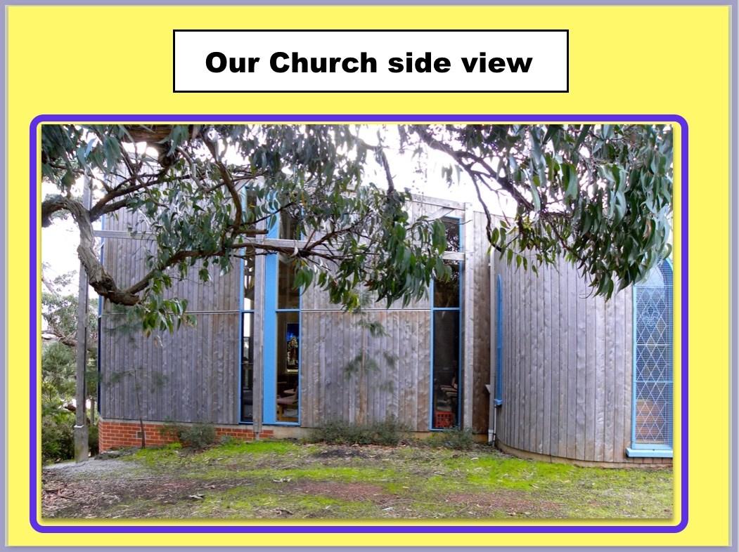 Anglesea church views