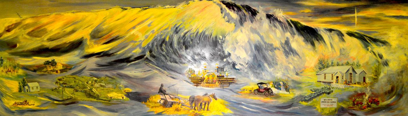 Bellbrae - Celbrating 150 years painting